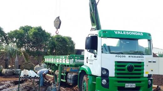 Manutenção de Poço Artesiano